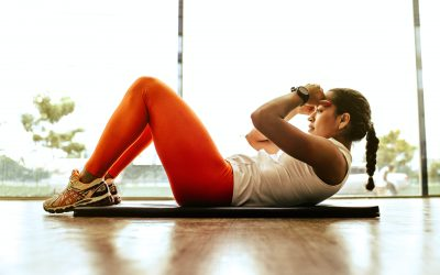 5 TOP TIPS FOR TRAINING AT HOME